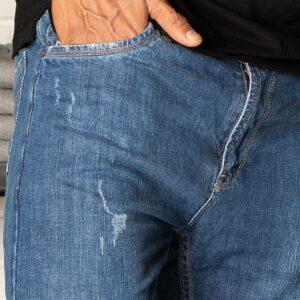 شلوار جین زاپ دار اسلیم پولو استار