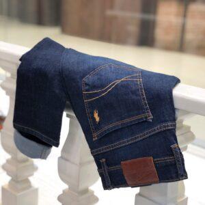 شلوار جین سرمه ای کلاسیک پولو استار