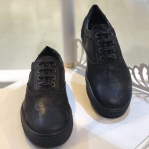 کفش مردانه چرم نبوک پولو استار