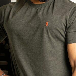 تی شرت یقه گرد کلاسیک پولو استار